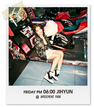 Jihyun 'What Are あなた Doing Today?'