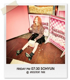 Sohyun 'What Are あなた Doing Today?'