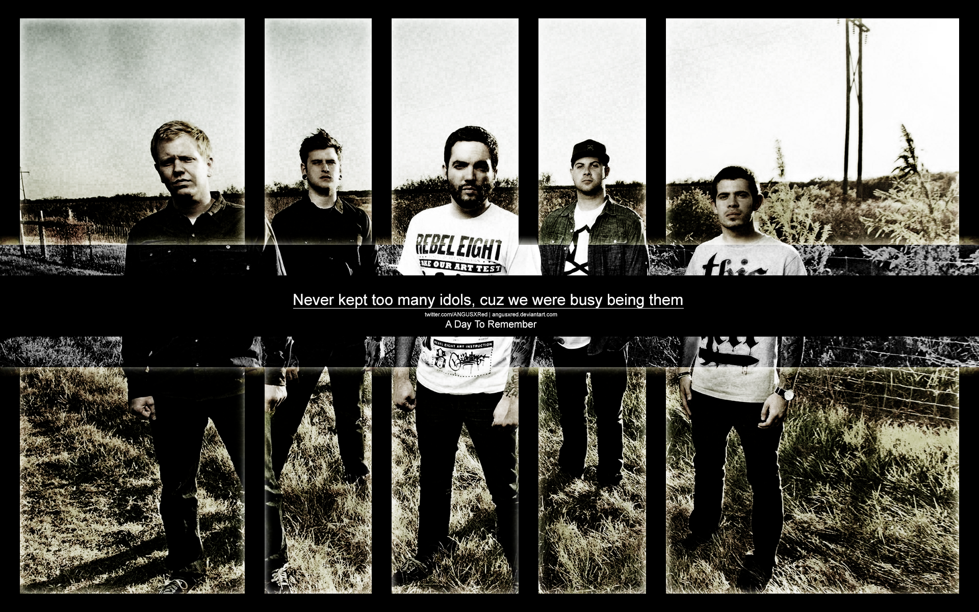 A Day To Remember Images Adtr I Remember Wallpaper By