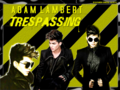 Adam Lambert Tresspassing - adam-lambert wallpaper