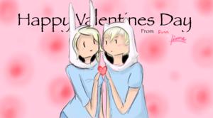 FinnOnna valentines দিন