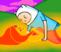 Finname (FinnXFP) - adventure-time-with-finn-and-jake fan art