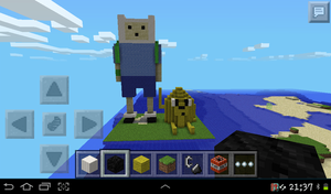 My GIANT Finn and Jake guardings