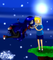 Finnceline - adventure-time-with-finn-and-jake fan art