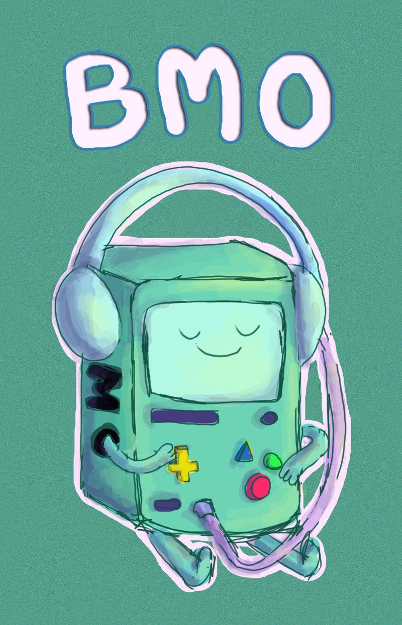 BMO chilling