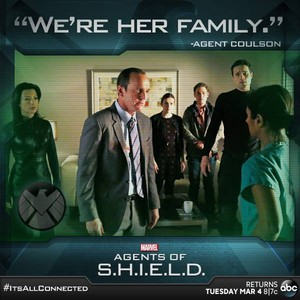 Agents of S.H.I.E.L.D - Episode 1.14 - T.A.H.I.T.I - Promotional foto E-Card