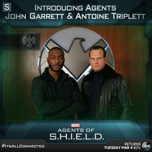 Agents of S.H.I.E.L.D - Episode 1.14 - T.A.H.I.T.I - Promotional фото E-Card