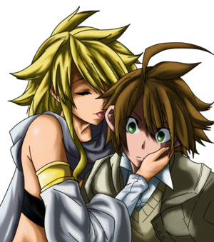 Tatsumi and Leone