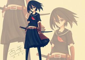 Kurome - Akame's sister