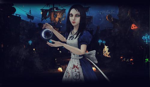 Alice Madness Returns ♠ ♣ দেওয়ালপত্র called Alice Liddell