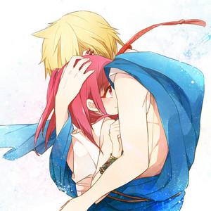 cute hug pic