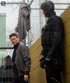 Almost Human - Episode 1.13 - Straw Man (Season Finale) - Promotional picha