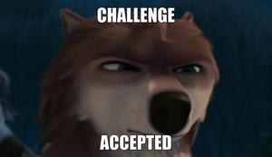 Garth: Challenge accepted