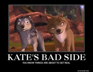 Kate's Bad Side (Demotivational)