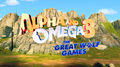 Alpha And Omega 3 Title Card - alpha-and-omega photo