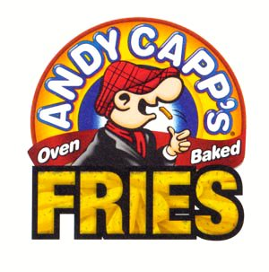 andy capps fries logo