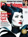 Entertainment Weekly - Angelina Jolie's Maleficent - angelina-jolie photo