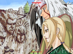 Three Sanin