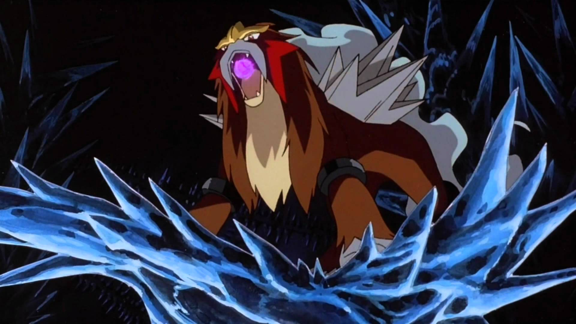 Entei Third Movie - Anime Warfare Photo (36786945) - Fanpop