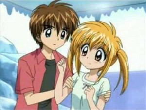 Camila and Fabricio