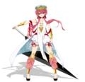 Ren  Kouha - anime fan art