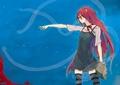 Lucy / Nyu / Kaede | Elfen Lied - anime fan art