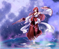 Erza Scarlet - anime wallpaper