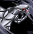 Metallicana, The Iron Dragon - anime fan art