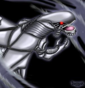 Metallicana, The Iron Dragon