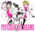 Psychedelic Dreams - anime fan art