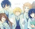 Pandora Hearts - anime fan art