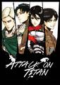 Attack On Titan - anime fan art