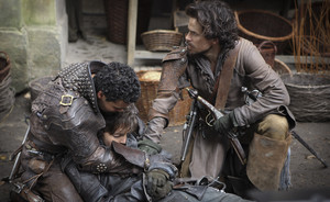 The Musketeers - 1x10 - promotional 写真