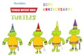 Teenage Mutant Ninja Turtles 30th Anniversary - archie-comics fan art