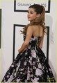Ariana at Grammy Red Carpet  2014 - ariana-grande photo