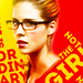 Felicity Smoak - arrow icon