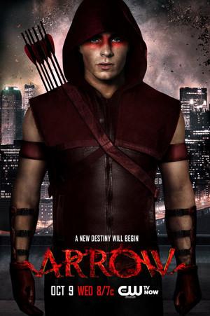 Roy Harper - Red Arrow (fan made)