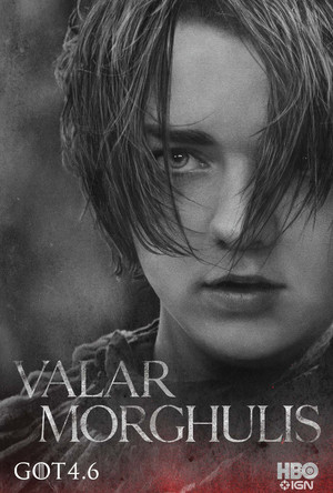 Arya Stark - Character poster