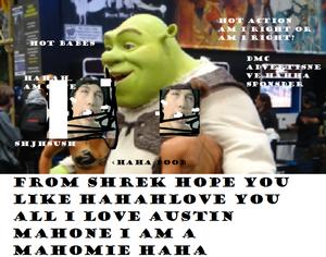 I AM MAHOMIE RIGHT? HAHAH
