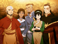 the gang is back - avatar-the-last-airbender photo