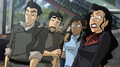 Asami, Korra, Bo, and Mako - avatar-the-legend-of-korra photo
