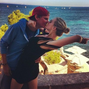 Avicii and Ex Emily