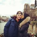 Avicii and Girlfriend Racquel-Natasha in Paris