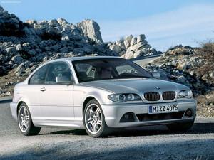 2004 BMW 330Cd 쿠페, 쿠 페 (E46)