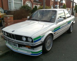 1984 E30 BMW Alpina C1 2.3 UK-Spec