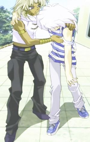 ryou and marik-------------♥