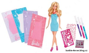 Barbie Studio Design