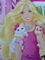 Barbie and cute animals - barbie-movies fan art