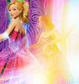 Mariposa's Gala Gown - barbie-movies fan art