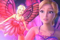 Mariposa's pink fairy outfit - barbie-movies fan art